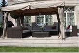 Altana ogrodowa - Miloo - Mega Gazebo 300 x 400 x 300
