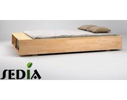 Łóżko Iryd - lite drewno