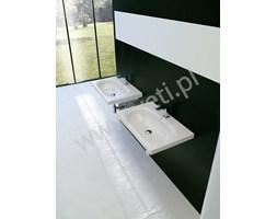 Umywalka Blend biała 71