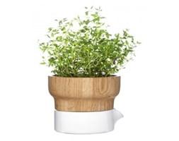 Doniczka na zioła (dębowo-ceramiczna) Sagaform