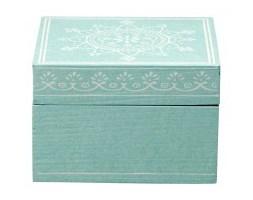 Pudełko (jasnozielone) Bloomingville