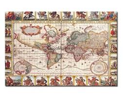 Obraz na płótnie OMA002_11 - Stara mapa I
