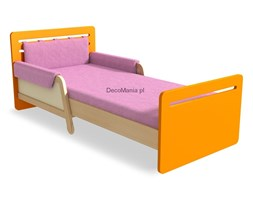 Łóżko rozsuwane - Timoore - Simple Orange