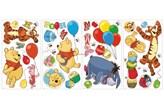 Naklejki dla dzieci - RoomMates - Disney RMK1498SCS Kubuś i przyjaciele
