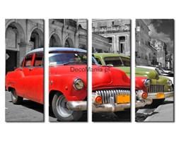 Obraz na płótnie OMO025_42 - Kubańskie auto I