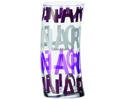 Szklanka 0,5 L Joy - Leonardo - fioletowa