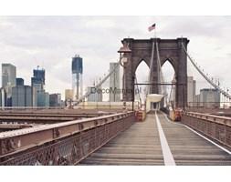 Fototapeta F2344 - Most Brookliński na tle wieżowców