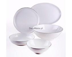 Zestaw obiadowy dla 6 osób - Vialli Design - biały