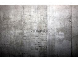Fototapeta F2441 - Ciemnoszara ściana betonowa
