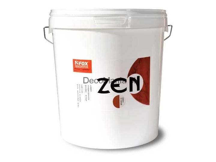 Farba Strukturalna Fox Dekorator Zen Duże Ziarno 14 Kg