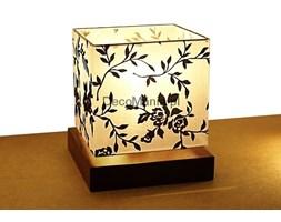 Lampa nocna / biurkowa - Wero Design - Vigo 023 Flowers