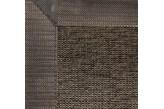 Dywan zewnętrzny - Miloo - brunatny brąz - 80 x 150 cm