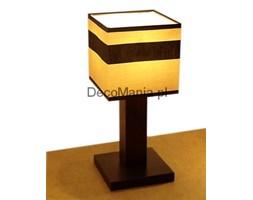 Lampa nocna / biurkowa - Wero Design - Vigo 020 Cappuccino w pasy