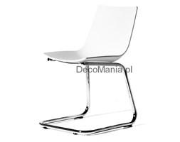 Krzesło - CustomForm - Onyx biały