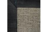 Dywan zewnętrzny - Miloo - szary melanż - 80 x 150 cm