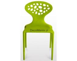 Krzesło - CustomForm - Nature chair limonkowy