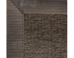 Dywan zewnętrzny - Miloo - brunatny brąz - 200 x 300 cm