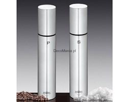 Młynek do soli 19 cm - Tavola - Küchenprofi - stalowy
