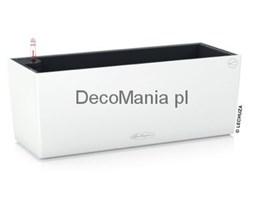Donica - Lechuza - Balconera Color 50 - biała