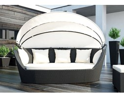 Sofa Portofino - iCasa - Modern czarna