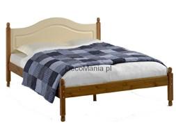 Romantyczne łóżko - Steens - Richmond 155 kremowe