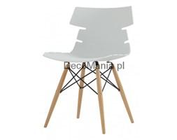 Krzesło - CustomForm - Spike Wood biały