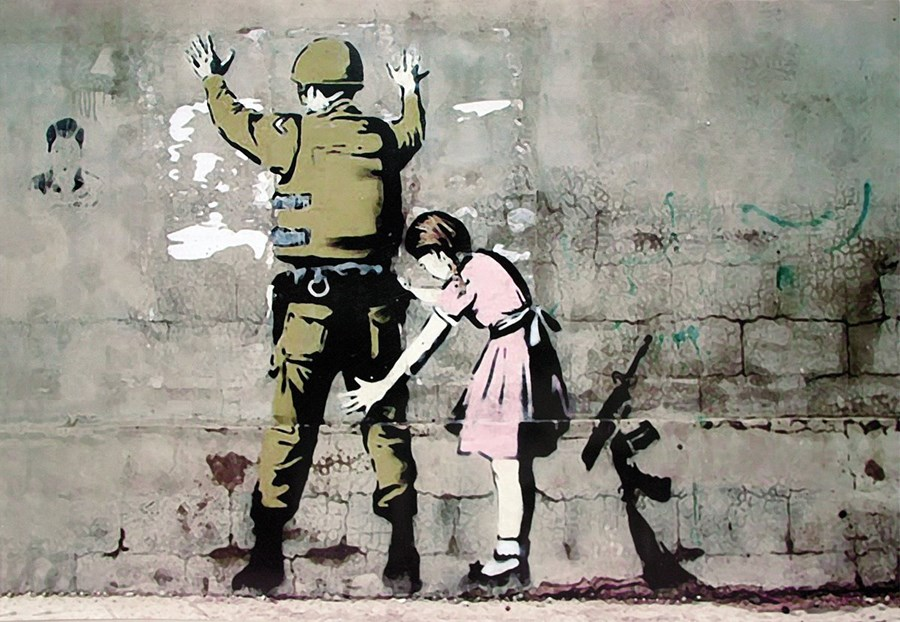 Image result for banksy street art graffiti