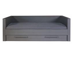 Łóżko Dennis Dark Grey - 65561-GBS