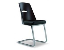Krzesło City Slitta czarne
