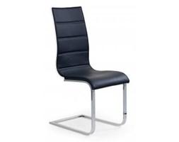 Krzesło LIMBO biało czarne