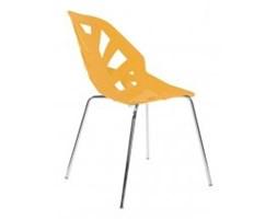 Krzesło NINJA żółte