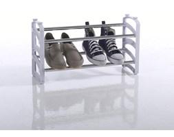 Półka na buty. Możliwość łączenia półek w pionie.