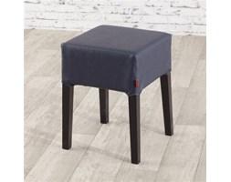 Dekoria Pokrowiec na stołek Nils w kolekcji Eco-leather nowość