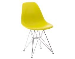 Krzesło inspirowane DSR PC016 PP Dark Olive