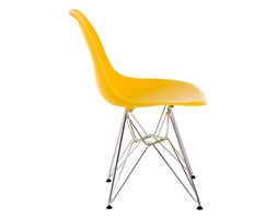 Krzesło inspirowane DSR PC016 PP Żółte