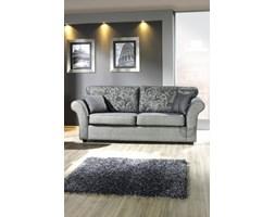 Classic sofa 2-osobowa - naturalne tkaniny