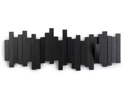 Umbra Sticks Black Czarny Wieszak Ścienny Mały - 318209-040