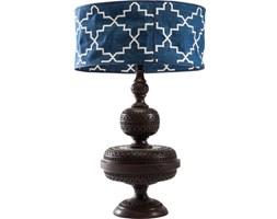 Kare Design Durry Swing Lampa Stołowa, Drewno Mango Bawełna Żelazo 103cm - 36675