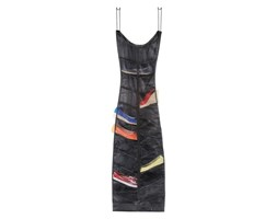 Umbra Black Dress Shoe Czarny Wieszak Na Buty 168cm - 294015-040