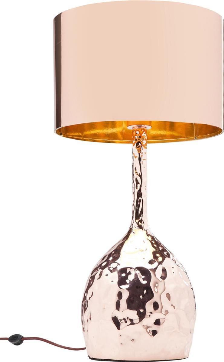 Kare Design Rumble Copper Lampa Sto Owa Stal Mied 59cm 36604 Lampy Sto Owe Zdj Cia