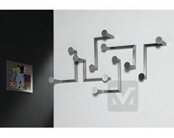 Machina Meble Wieszak Ścienny Stalowy 29x21cm - mm0834614