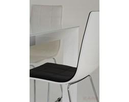 Kare Design Fidelity Krzesło Czarne Wysokie Skóra Ekologiczna - 75227