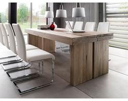 Stół rustykalny Dębowy Dubel 1