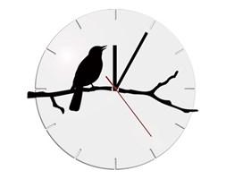 Zegar ścienny PTAK NA GAŁEZI