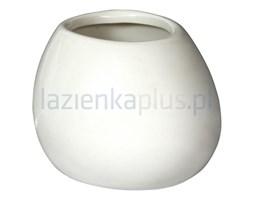 Kubek kosmetyczny biały Bisk Tulip 00522