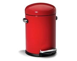 Kosz pedałowy Retro Simplehuman 4,5L czerwony