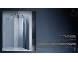 Ścianka prysznicowa AXISS GLASS AX1182HM 700mm