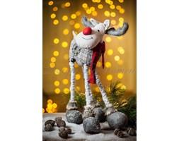 Renifer Rudolf stojący 56 cm