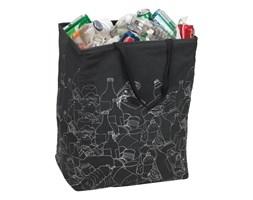 Umbra Eco Crunch Czarny Kosz Na Śmieci Bawełna - 082381-677