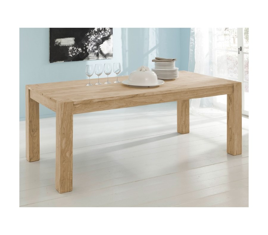 wolf m bel guru snow drewniany st rozk adany drewno. Black Bedroom Furniture Sets. Home Design Ideas